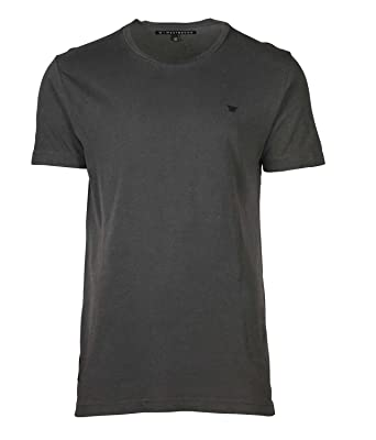 fc0bc98d0379f1 Image Unavailable. Image not available for. Color  True Religion Men s  Russell Westbrook Elongated Slub Tee T-Shirt ...