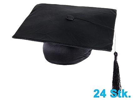 Alsino Set di 24 tocchi di laurea 8d3720efc5e6