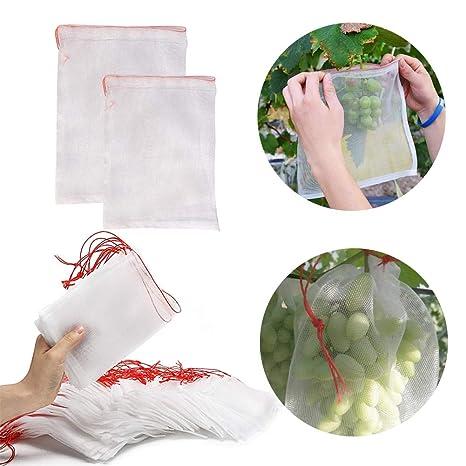 50 bolsas protectoras para plantas y mosquiteras, para ...