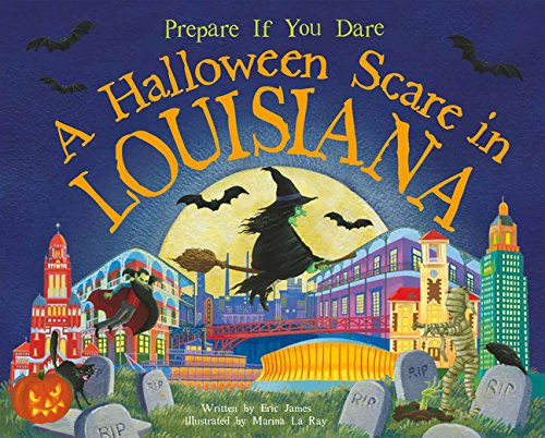 A Halloween Scare in Louisiana
