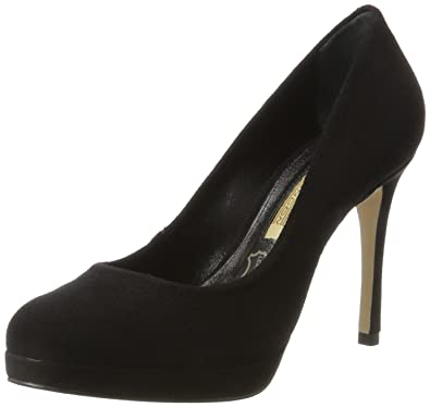 Buffalo Damen ZS 7906-16 Kid Suede Pumps