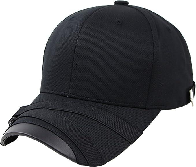 sujii COOLMAX Banda Gorra de Beisbol Baseball Cap Sombrero de Golf gorra de  Camionero Trucker Hat Black  Amazon.es  Ropa y accesorios 9ca62e5a67a