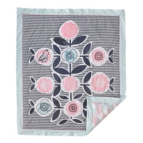 Lolli Living Sparrow Baby / Toddler Quilt - Infant Toddler Quilt