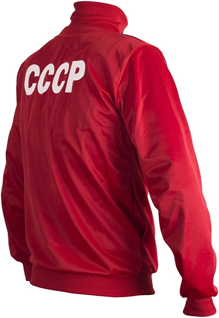 JL Sport De Unión Soviética URSS CCCP 1970 Chaqueta De Fútbol ...