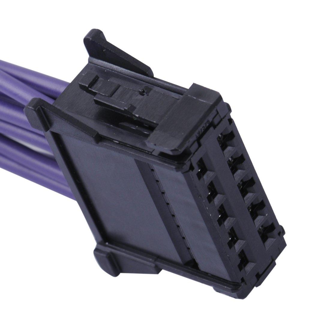beler Heater Blower R/ésistance /à Tisser C/âblage Faisceau de R/éparation Ajustement 8200729298