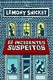 capa de 13 Incidentes Suspeitos