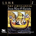 Iron Men and Saints Audiobook by Harold Lamb Narrated by Charlton Griffin