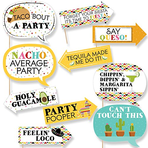 Funny Lets Fiesta Mexican Party product image