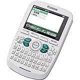 CANON WORDTANK A504電子辞書 専用 57.8/43.8/RH 保護フィルム 防指紋(クリア)タイプ