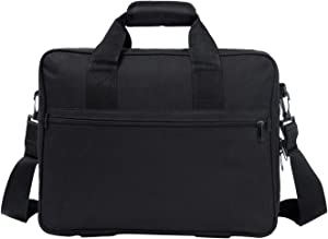 15.6 Inch-17 Inch Laptop Bag Tablet-Case Business Briefcase Single Shoulder-Bag Double-Layer Large Capacity Space Black