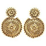 Bollywood Style Party Wear Traditional Indian Jewelry Jhumka Jhumki Earrings for Women by Royal Bling