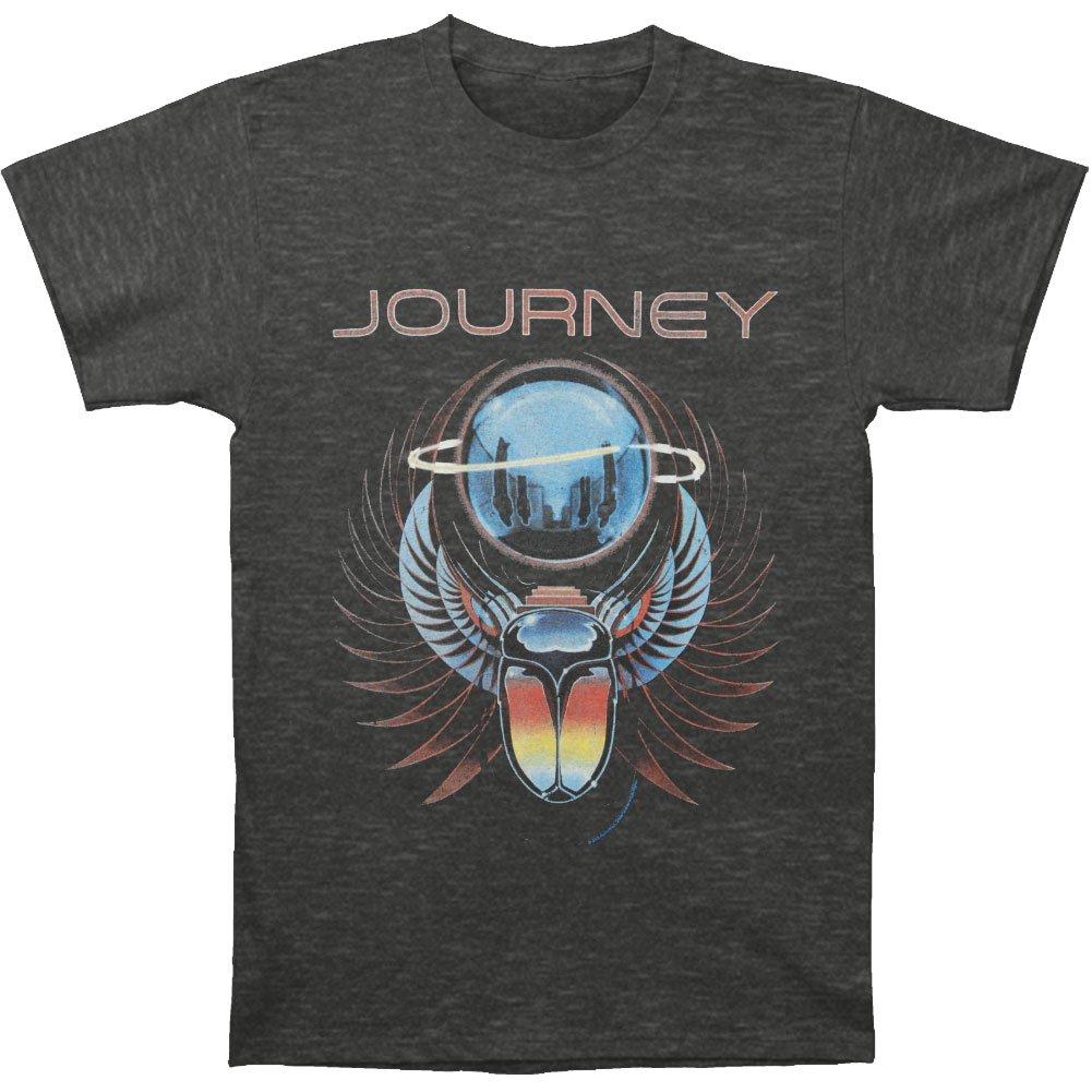 Journey S Beetle Planet Tshirt Heather Charcoal