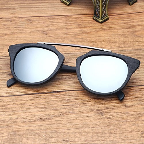 Sol Protección Veta De TIANLIANG04 La Violeta Uv400 Retro Sol De De Gafas C86 Madera C10 De SILVER Gafas Gafas Con Unisex Placa Sol De Polarizadas Acetato OqZ8nWdgxq