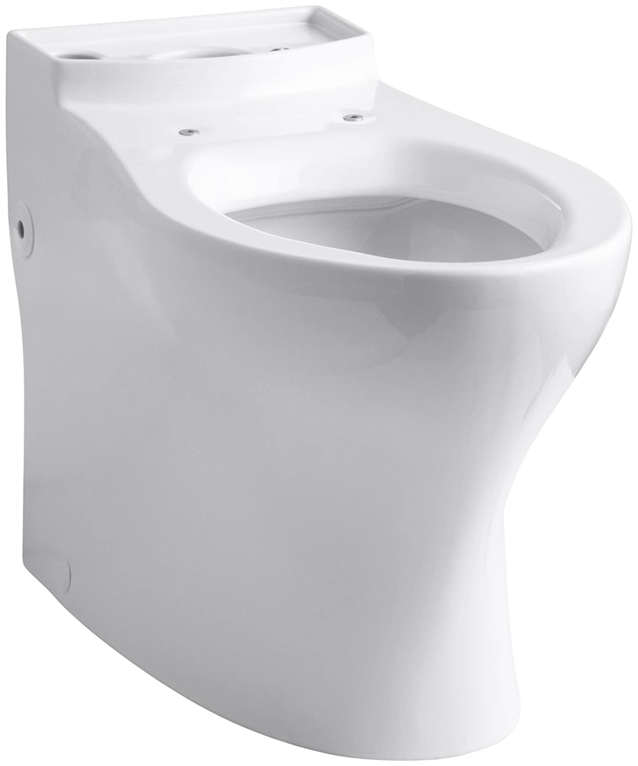 KOHLER K-4353-0 Persuade Curv Comfort Height Elongated Bowl, White cheap