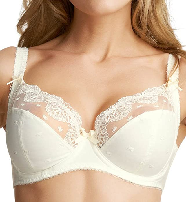1bf2f9f04 Fantasie Samantha Underwire Bra with Side Support (FL2271) 30FF Ivory at  Amazon Women s Clothing store  Bras