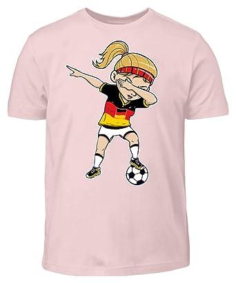 Generic Fussball Dabbendes Madchen Dabbing Fussballerin