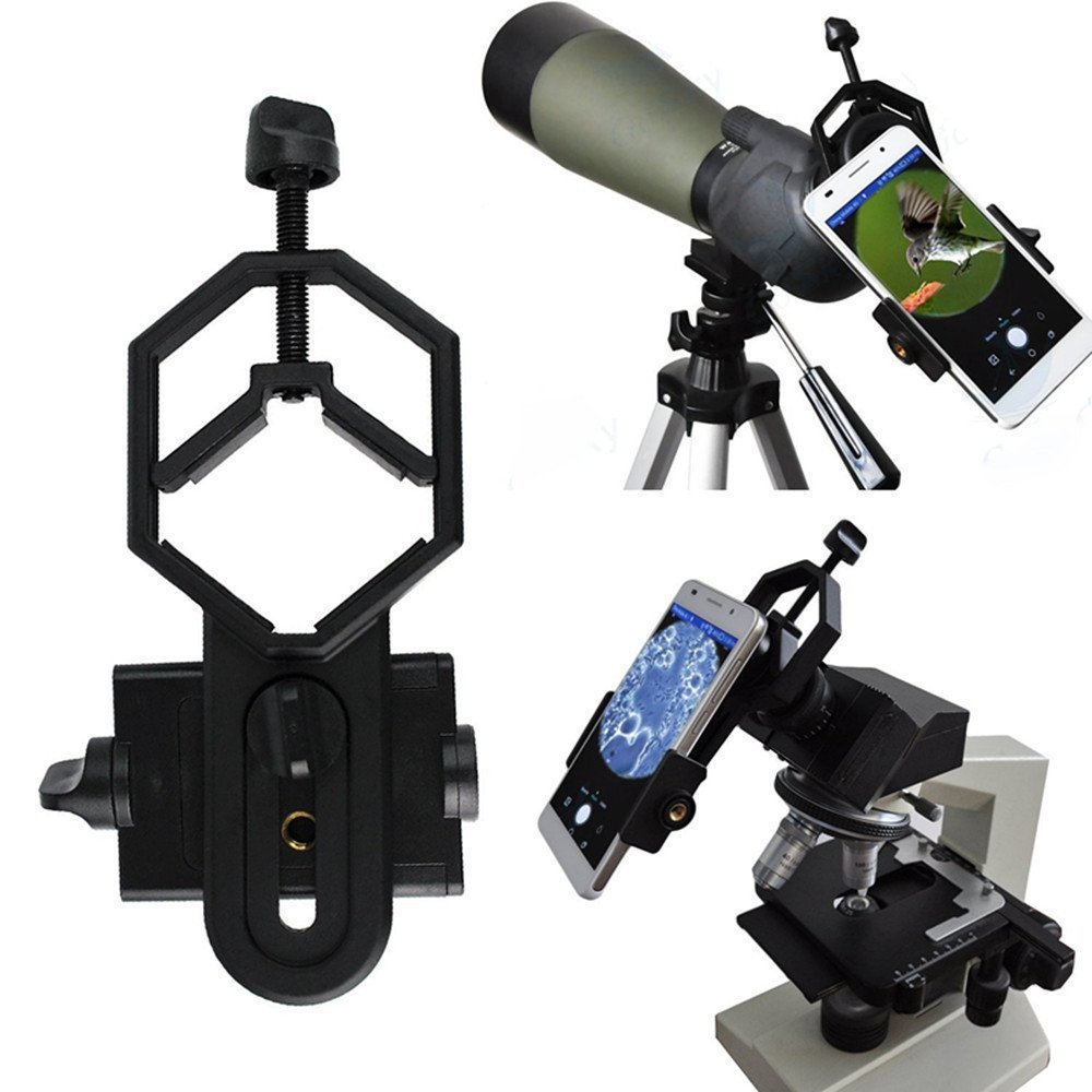 Spotting Scope Binocular Smart Phone Adapter