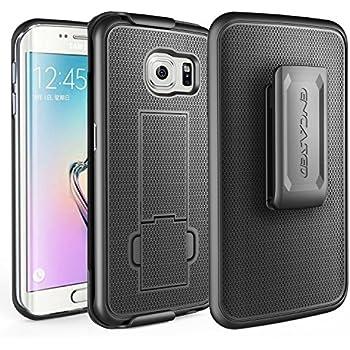 af6b6dc794 Encased Case & Belt Clip Designed for Samsung Galaxy S6 Edge Plus Slim Grip  Holster -