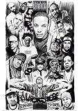 GB Eye Ltd LP0884 Maxi-Poster Rap Gods 2, 61 x 91,5 cm