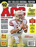 Athlon Sports 2017 College Football ACC Florida State Seminoles Preview Magazine