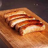 The Meat Guy Handmade Spicy Sausage 手作り生ソーセージ (スパイシー) (無添加・砂糖不使用) BBQ用 5本 約500g