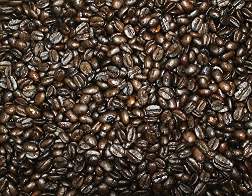 Death Wish Whole Coffee, The World's Strongest Coffee, Fair Trade and USDA Certified Organic - 5 Pound Bulk Value-Bag by Deathwish (Image #2)