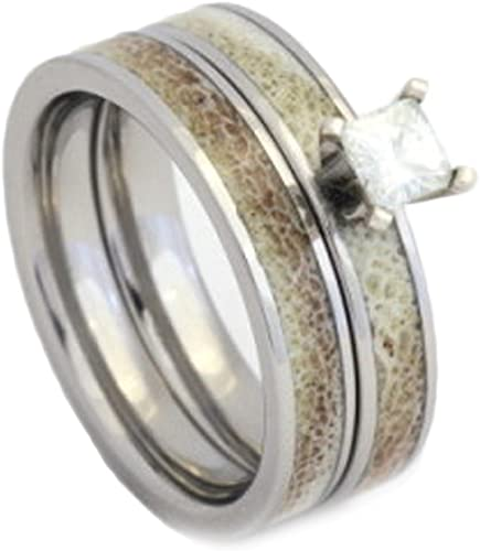 Amazon Com The Men S Jewelry Store For Her Princess Diamond