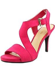 Kelly & Katie Petra Women Open Toe Suede Sandals