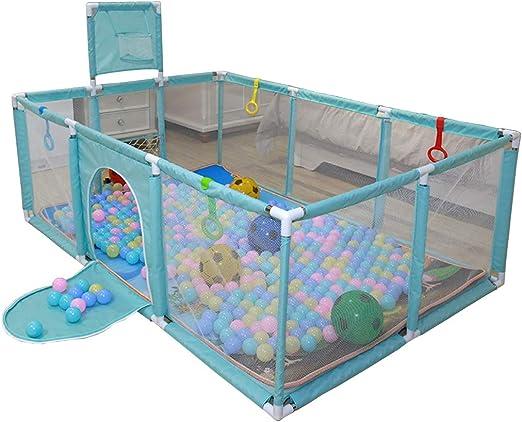 LIUSU-Baby Playpen Parque Infantil para Bebés Parque Infantil ...