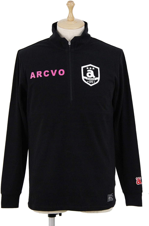 ハイネックシャツ メンズ アルチビオ archivio ゴルフウェア a929918 ブラック(001) M(46)