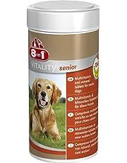 8in1 Multivitamin Tabletten zur Nahrungsergänzung (verschiedene Varianten für Welpen, ausgewachsene Hunde und Senioren)
