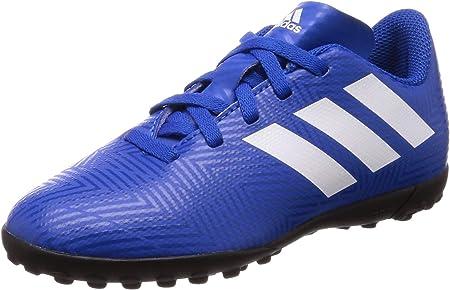 adidas Nemeziz Tango 18.4 TF J, Botas de fútbol Unisex Niños
