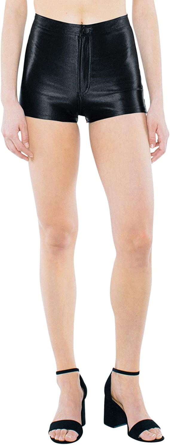 American Apparel Womens Easy Hot Short Casual Shorts