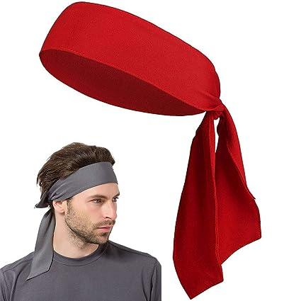7eea4d3dd604 Amazon.com   AxiEr Dry Sports Headband for Women Men