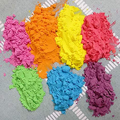 Amazon Com Color Powder Packet For Festival Events Kids