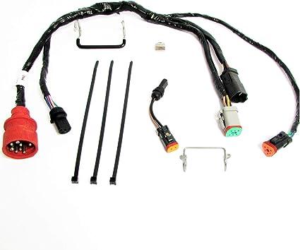 [ZTBE_9966]  Amazon.com : Johnson/Evinrude/OMC New OEM Johnson/Evinrude/OMC Main Engine Wire  Harness Adapter Kit, 0176349 : Sports & Outdoors | Johnson Evinrude Wiring Harness |  | Amazon.com