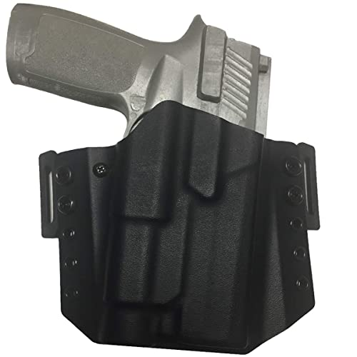 Amazon com: Light Bearing Kydex Holster For Sig Sauer P320