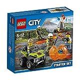 Lego Volcano Starter Set, Multi Color