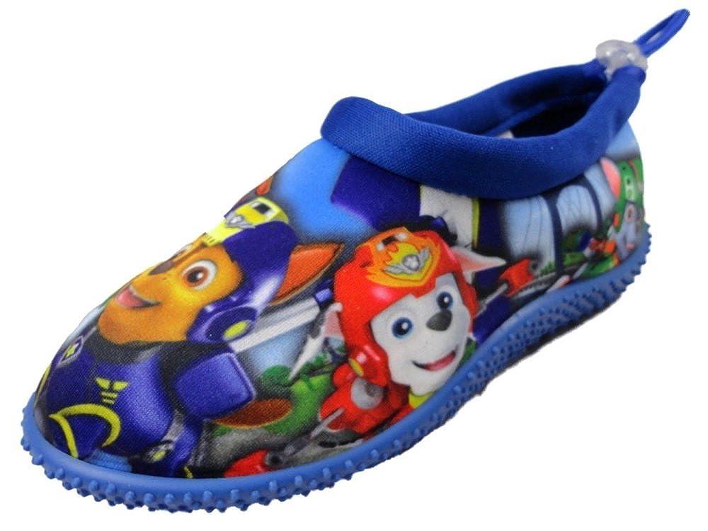 'Paw Patrol' Boys Surf Aqua Sock Beach Swim Water Shoes 5-10 177