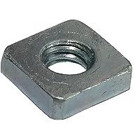 AERZETIX: 100x Tuercas cuadradas M2.5 5mm H1.6mm DIN562