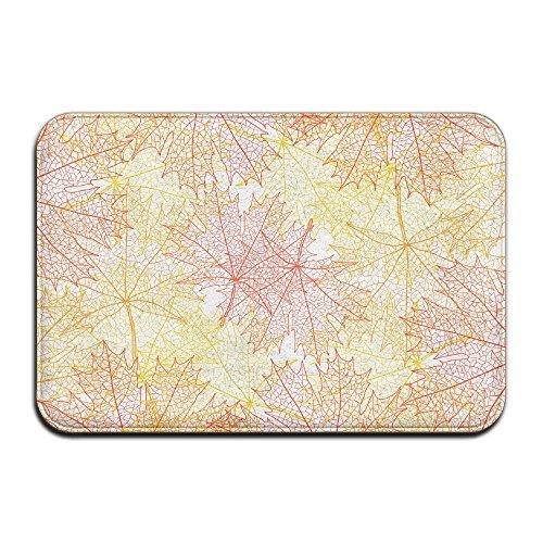 (Pacs Aczv Indoor Doormat Super Absorbs Mud Absorbent Rubber Rugs Front Doormats Office Doormat Bathroom Mats Toronto Maple Leaf Floor Mat Coral Fleece Home Decor)