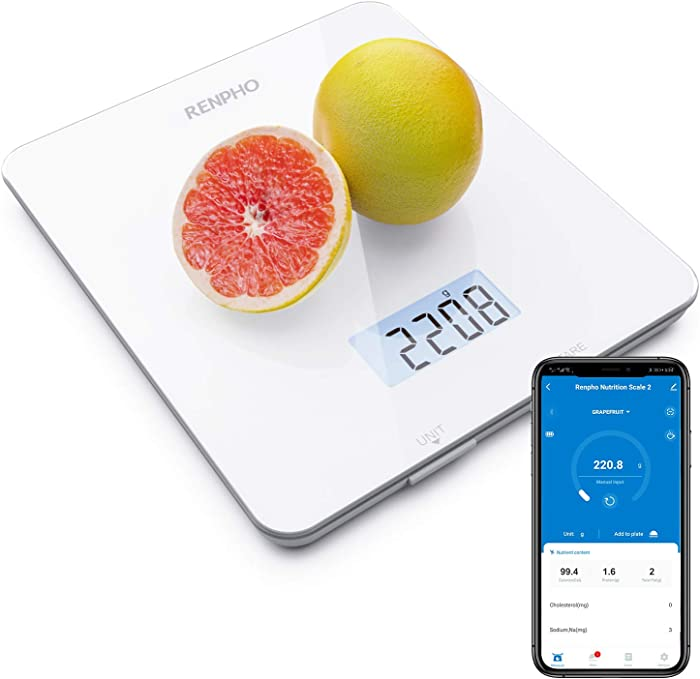 Top 9 Food Scale With App