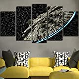 JESC Wall Decor Canvas Picture Star Poster 5...