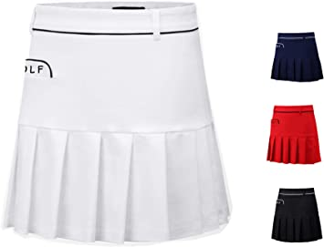 WTUGAIOHG Falda De Golf para Mujer, Faldas De Golf De Secado ...