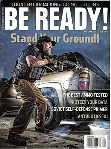 Download Firearms News Be Ready Magazine 2016 ebook