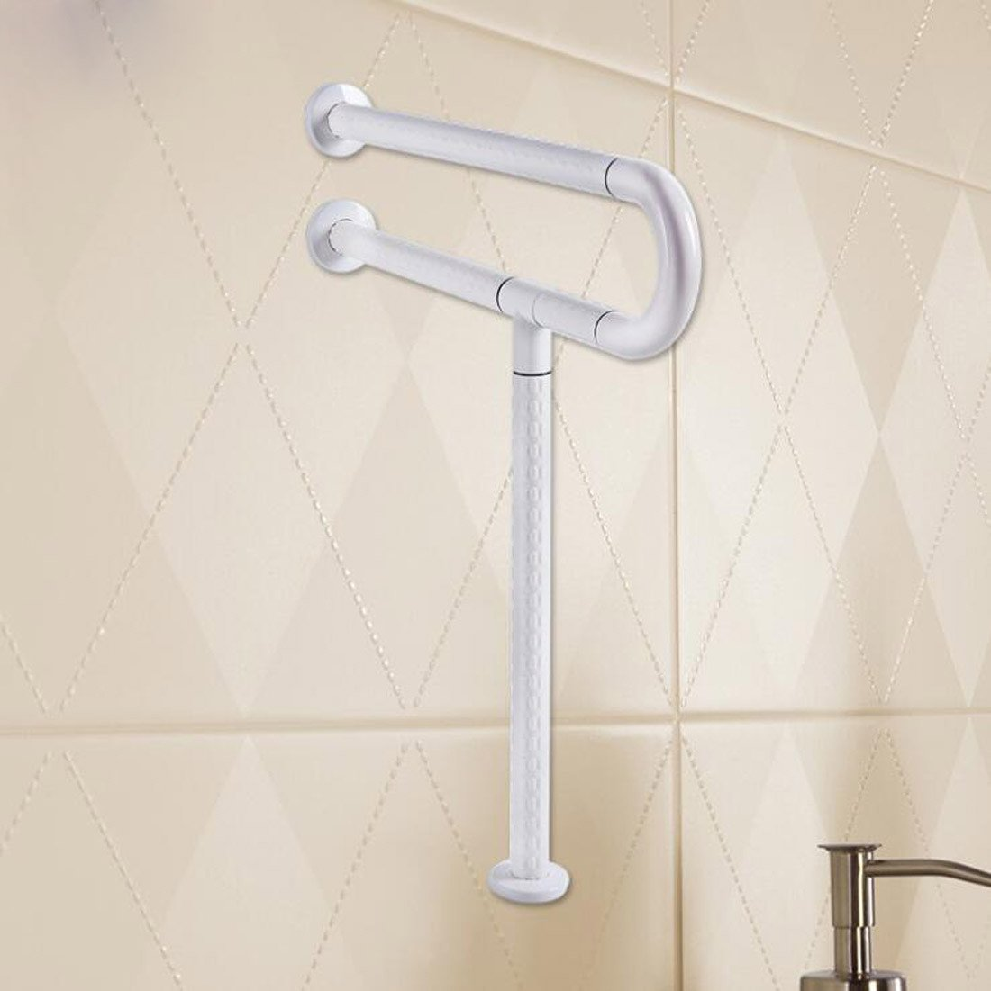 MDRW-Safety Handrail Toilet Barrier Free Toilet Bathroom Handle Anti-Skid Toilet Toilet Armrest