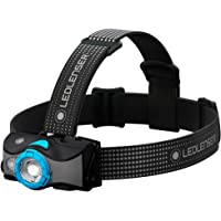 Ledlenser - MH7 Lightweight Rechargeable Headlamp with Removable Headstrap, High Power LED, 600 Lumens, Backpacking…