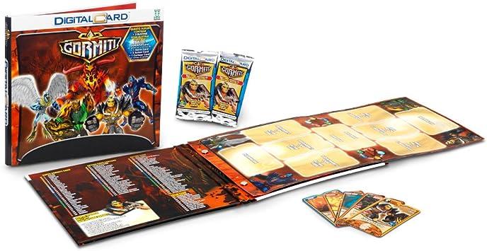 Giochi Preziosi - Gormiti NCR02183 Digital Card Raccoglitore