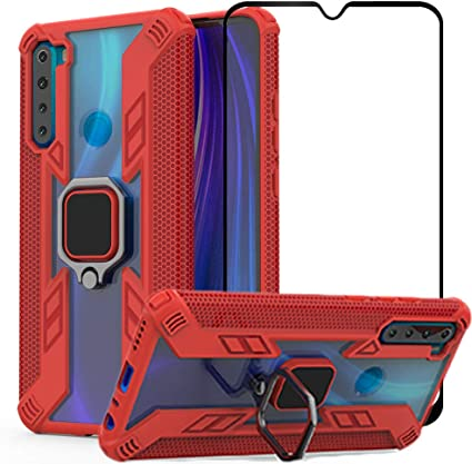 blue Heavy Duty Dual Layer Hybrid Shock Absorbing Impact Drop Proof Case Cover with 360 Degree Rolling Kickstand Silicone Inner Layer for Xiaomi Redmi Note 3 Pro Xiaomi Redmi Note 3 Pro Case