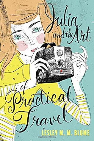 book cover of Julia and the Art of Practical Travel